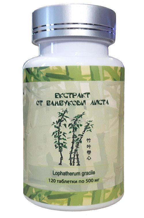 Бамбук-таблети